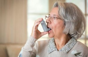 Seniors with Asthma