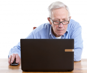 Help seniors protect themselves from scams