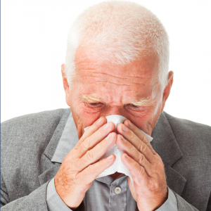 seniors with allergies
